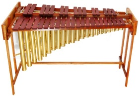 P3 diy marimba - build it using the plans and video instructions