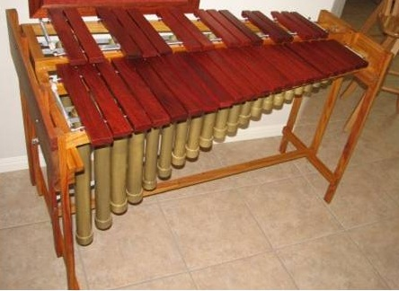 improvements in making the P3 marimbas