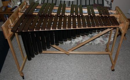 Build a 5 Octave Marimba