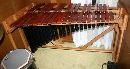 P3 marimba making book