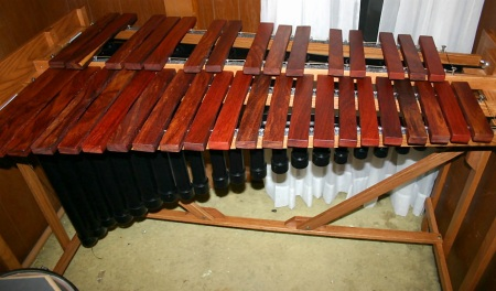 P3 marimba building guide