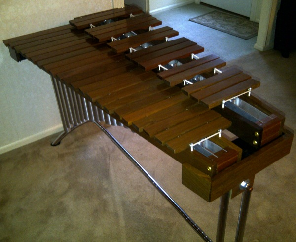 modified P3 marimba