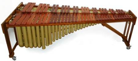 Project 524 - DIY Professional concert marimba with five to four octave range